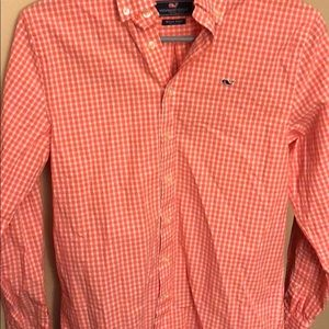 Vineyard Vines Wale Shirt